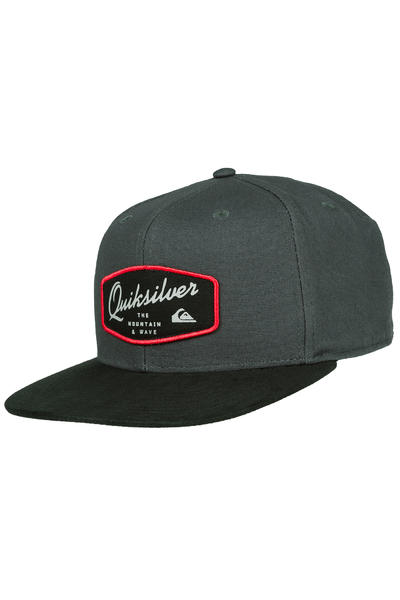 Quiksilver On Top Snapback Cap (black)
