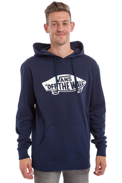 Vans OTW Hoodie (dress blues bright white)