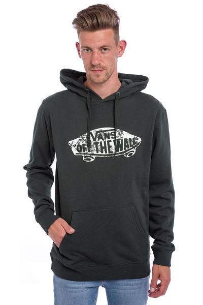 Vans OTW Hoodie (new charcoal datura toile)