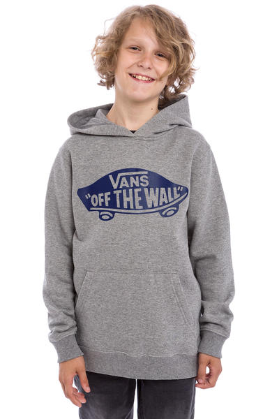 Vans OTW Hoodie kids (concrete heather dress blues)