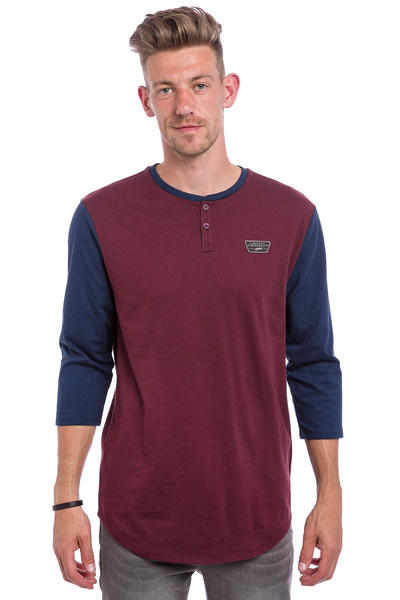 Vans Cajon Longsleeve (port royale dress blues)