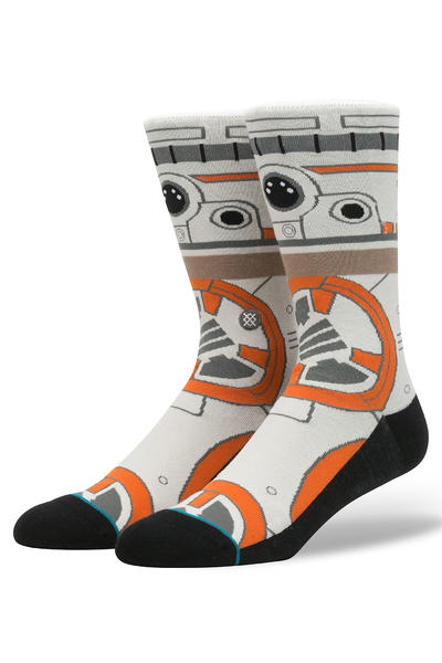 Stance x Star Wars BB8 Socks US 6-12 (tan)