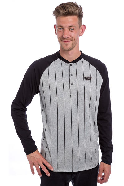 Vans Louisville Longsleeve (cement heather black)