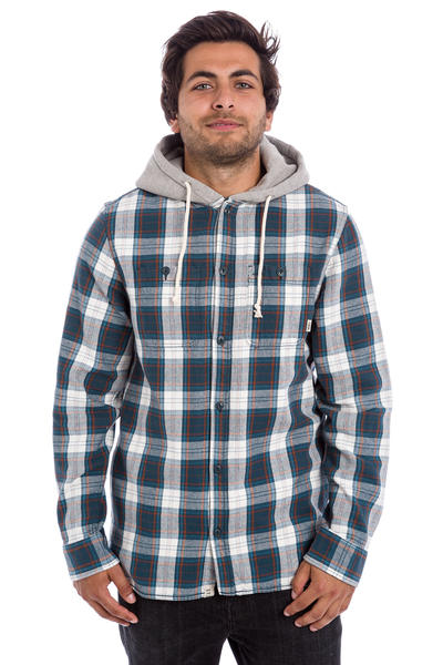 Vans Lopes Shirt (midnight navy marshmallow)