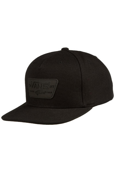 Vans Full Patch Starter Snapback Cap (black black)