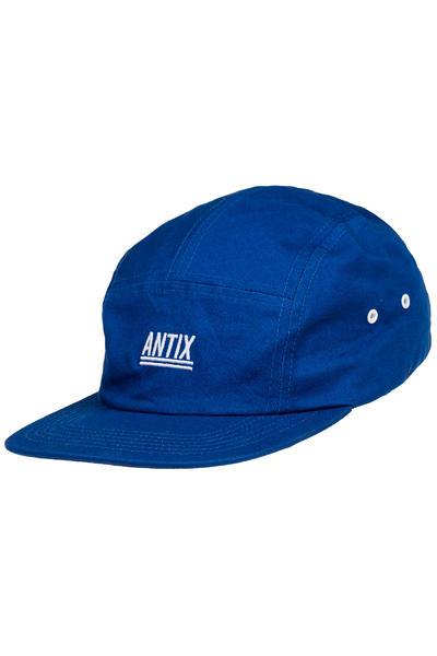 Antix Futura 5 Panel Casquette (blue)