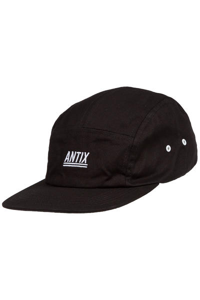 Antix Futura 5 Panel Casquette (black)