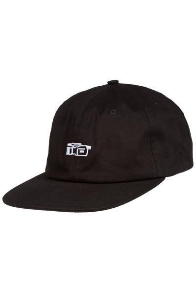 Antix Vaux 6 Panel Casquette (black)