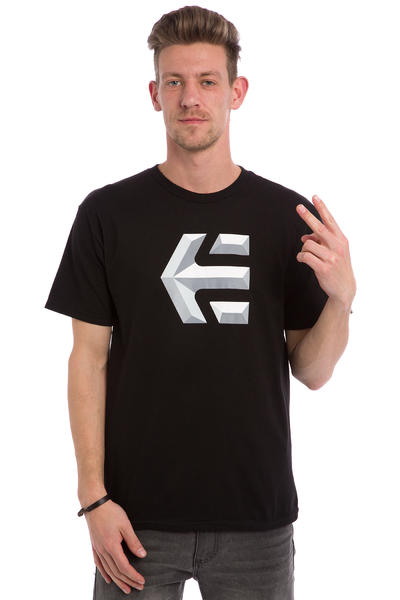 Etnies Mod Icon SP16 T-Shirt (black)