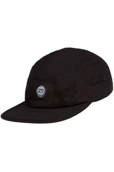 SK8DLX Worldlogo 5 Panel Cap (black)
