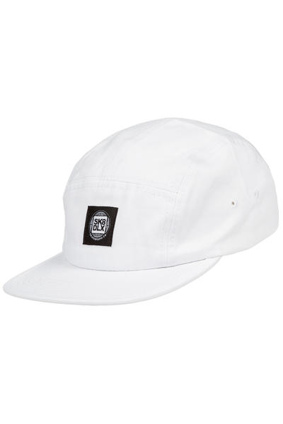 SK8DLX Worldlogo 5 Panel Cap (white)