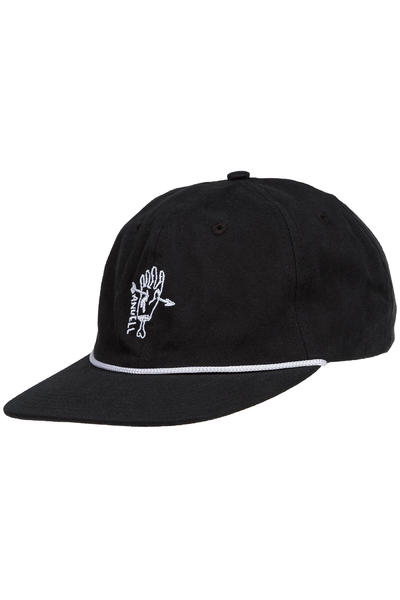 Anuell Dustam 6 Panel Cap (black)