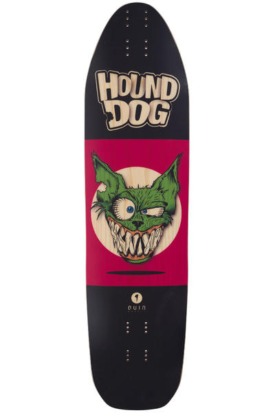 "quinboards Hound Dog 36.2"" (92cm) Longboard Deck (graphic)"