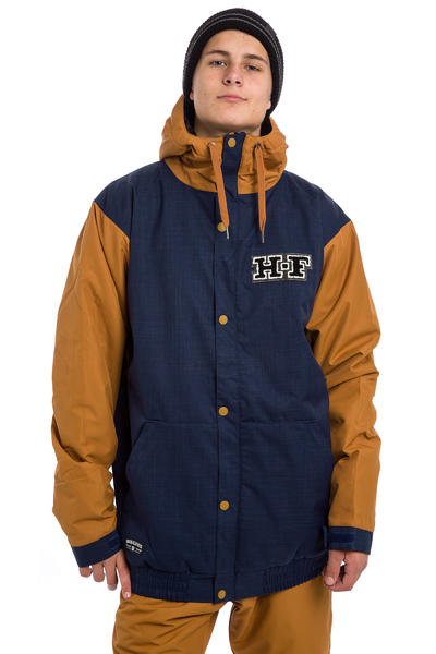 Horsefeathers Ratz Snowboard Jacket (heather navy)