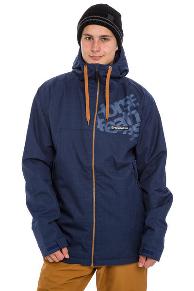 Horsefeathers Cayley Snowboard Jacke (heather navy)