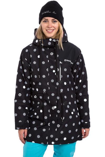Horsefeathers Sondra Snowboard Jacke women (black dots)