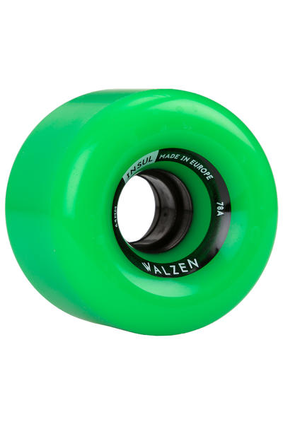 Walzen Insul 64mm 78A Wheel (green) 4 Pack