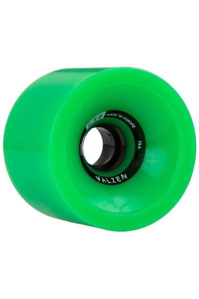 Walzen C.T.D. 74mm 78A Wheel (green) 4 Pack