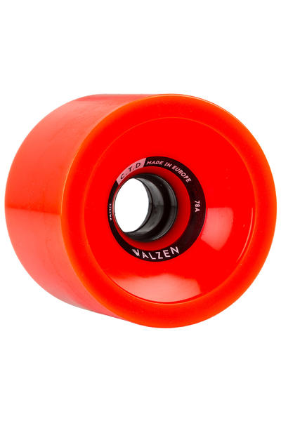 Walzen C.T.D. 74mm 78A Wheel (orange) 4 Pack
