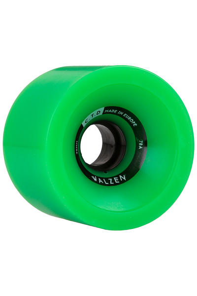 Walzen C.T.D. 70mm 78A Wheel (green) 4 Pack