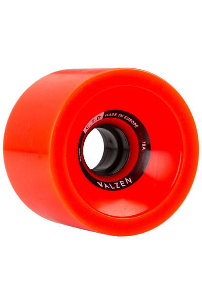Walzen C.T.D. 70mm 78A Wheel (orange) 4 Pack