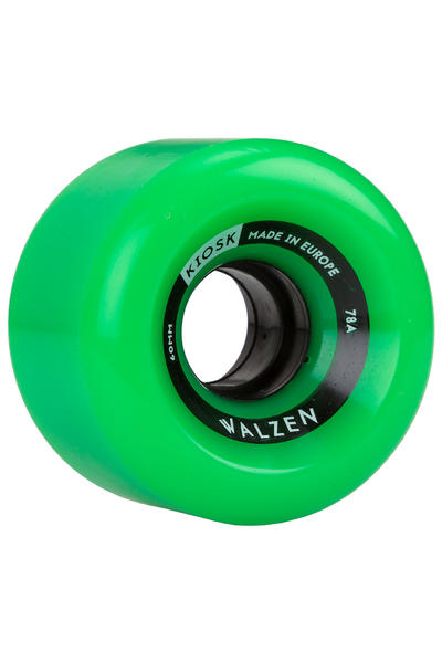 Walzen Kiosk 60mm 78A Wheel (green) 4 Pack