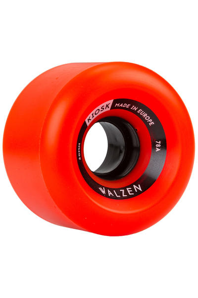 Walzen Kiosk 60mm 78A Wheel (orange) 4 Pack