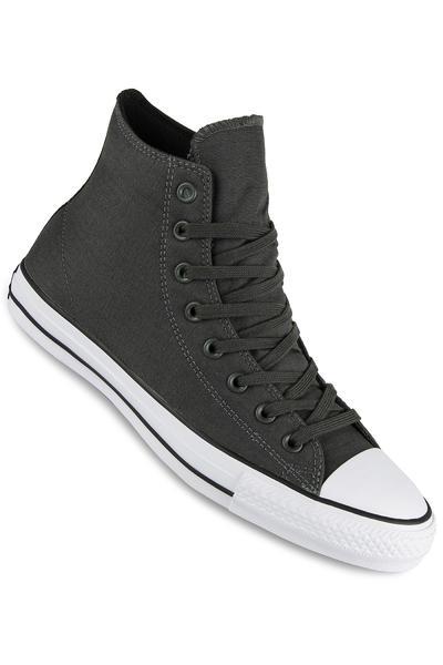 Converse CTAS Pro Hi Schuh (almost black fire black)