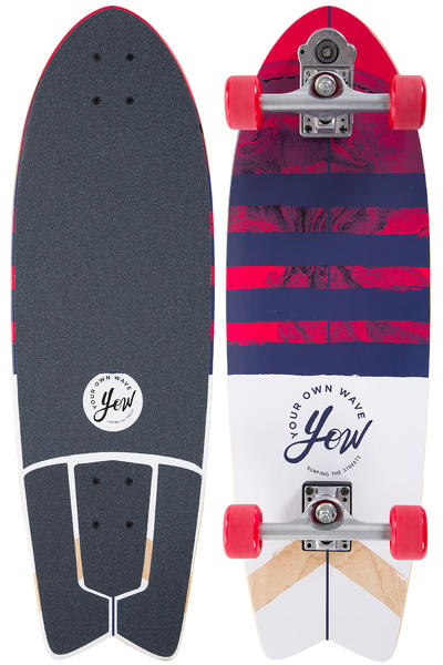 "YOW J. Bay Avenue 31.5"" (80cm) Cruiser"