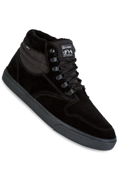 Element Topaz C3 Mid Suede Chaussure (black black)