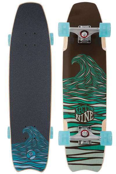 "Sector 9 Sharkbite 29.5"" (74,9cm) Cruiser 2016 (blue)"