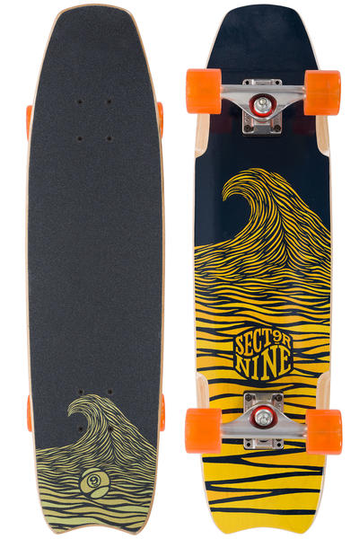 "Sector 9 Shark Bite 29.5"" (75cm) Cruiser 2016 (yellow)"