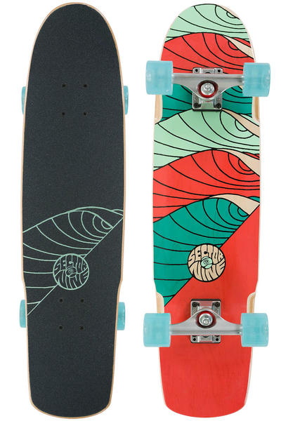 "Sector 9 Cyclone 30.75"" (78,1cm) Cruiser 2016 (red)"