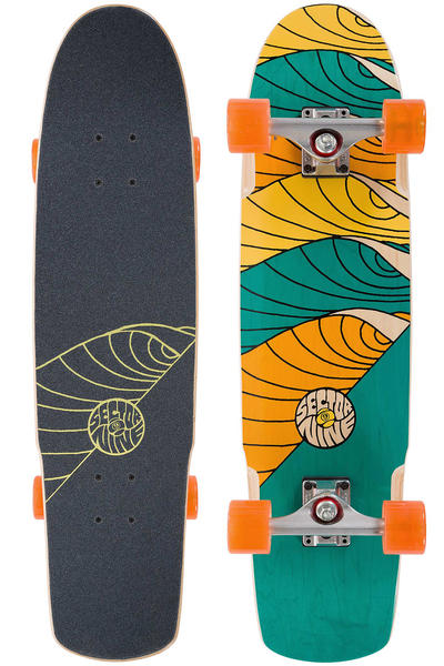 "Sector 9 Cyclone 30.75"" (78,1cm) Cruiser 2016 (yellow)"