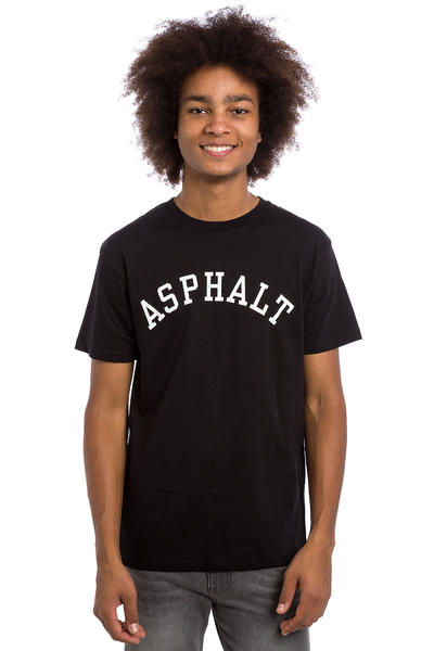 Asphalt Yacht Club Breakaway T-Shirt (black)