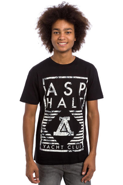 Asphalt Yacht Club Burner Rec Lock Up T-Shirt (black)