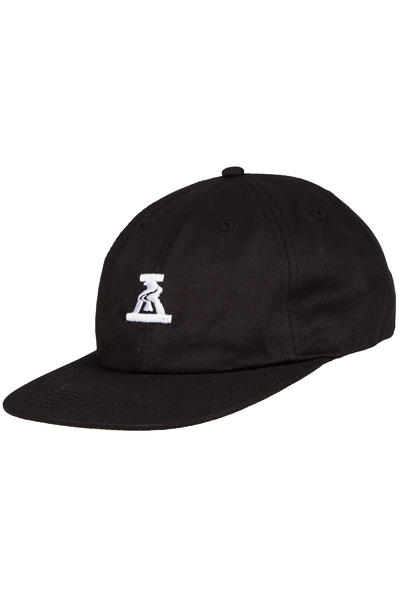 Asphalt Yacht Club Warp A 6 Panel Cap (black)