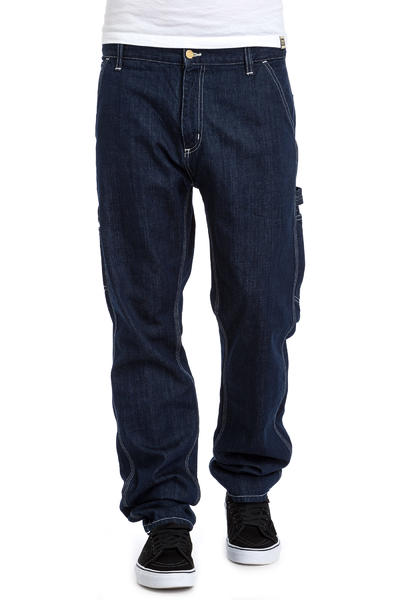 Carhartt WIP Ruck Single Knee Pant Canyon Jeans (blue rinsed)