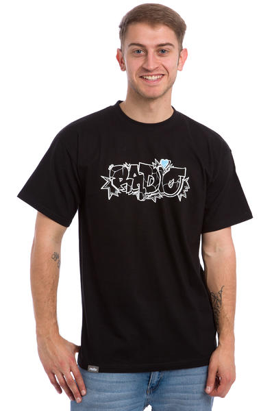 Radio Jamal T-Shirt (black)
