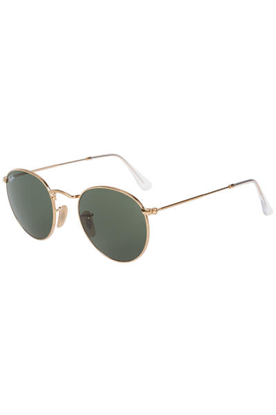 Ray-Ban Round Metal Sunglasses 50mm (arista)
