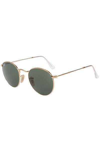 Ray-Ban Round Metal Sonnenbrille 50mm (arista)