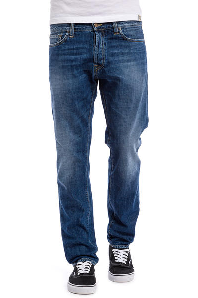 Carhartt WIP Klondike Pant Edgewood Jeans (blue rope washed)
