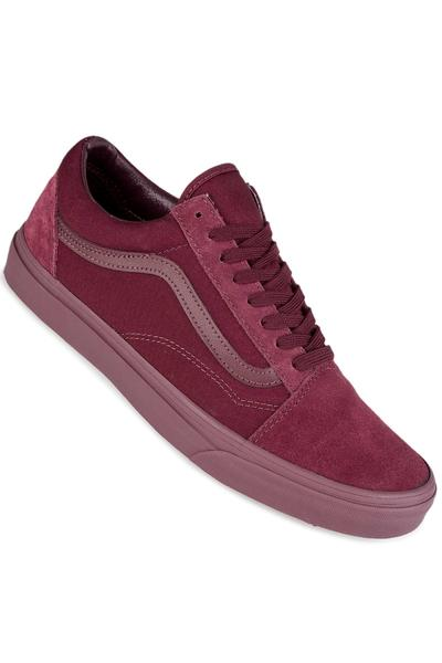 Vans Old Skool Schuh (mono port royale)