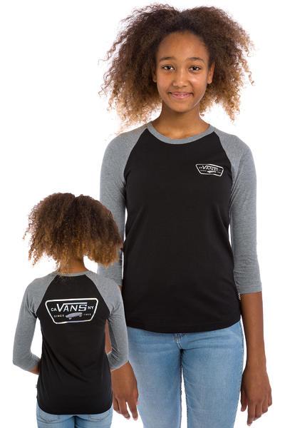 Vans Hologram Raglan Longues Manches women (black)