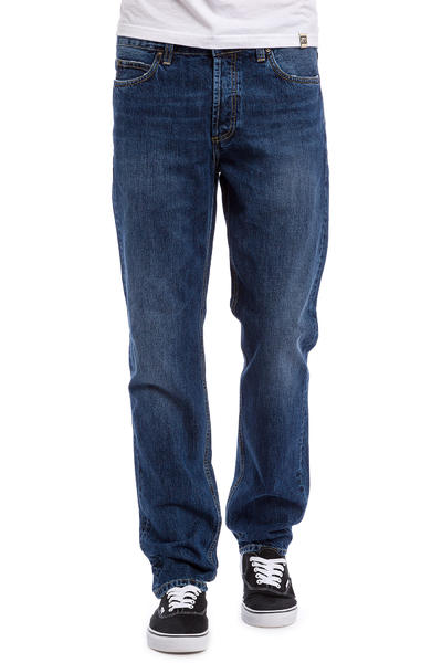 Carhartt WIP Texas Pant Hanford Jeans (blue rope washed)
