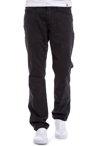 Carhartt WIP Texas Pant Chicago Jeans (black mill washed)