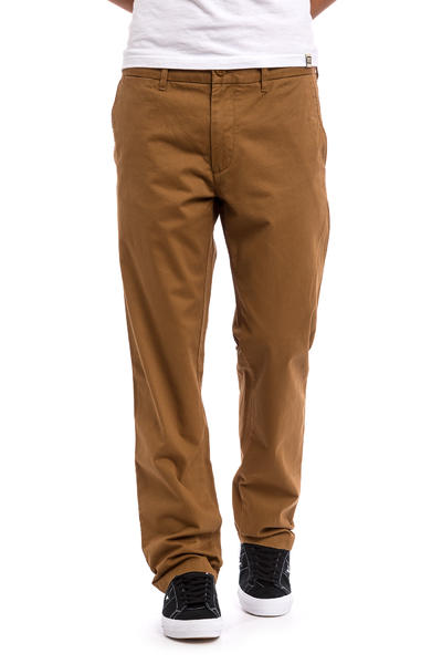 Carhartt WIP Johnson Pant Millville Hose (hamilton brown rinsed)