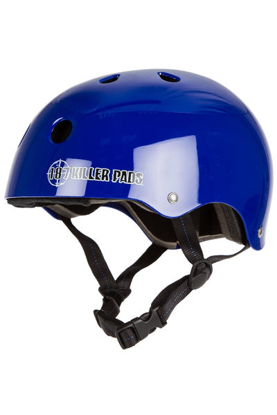 187 Killer Pads Pro Skate Helm (gloss royal blue)