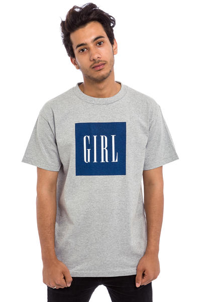 Girl Campus T-Shirt (grey heather)