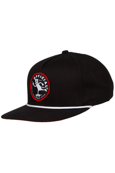 Official Crown of Laurel #Yungcali Push Snapback Casquette (black)